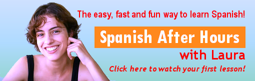 The fast, easy and fun way to learn Spanish!