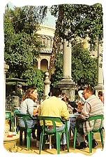 Drinking Al Fresco in Spain