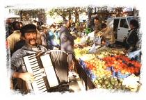 Spanish Street Market